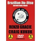 Brazilian Jiu-Jitsu Instructional-Renzo Gracie and Craig Kukuk