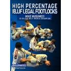 High Percentage IBJJF Legal Footlocks-Mike Musumeci