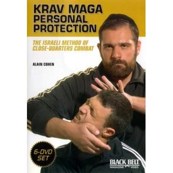 Krav Maga Personal Protection-The Israeli Method of Close Quarters Fighting Combat-Alain Cohen