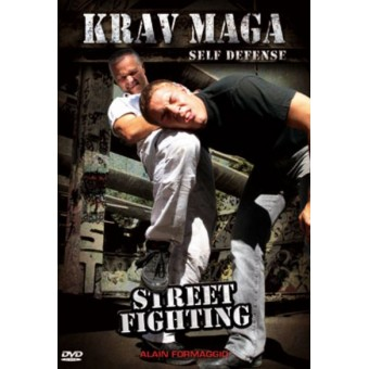 Krav Maga Self Defense Street Fighting-Alain Formaggio