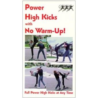 Power High Kicks With No Warm Up-Mac Mierzejewski
