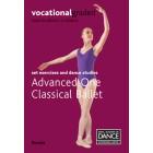 Royal Academy of Dance-Advanced One Classical Ballet-DVD Panduan Belajar Balet