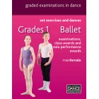 Royal Academy of Dance-RAD Grades 1 Ballet-DVD Panduan Belajar Balet