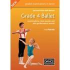 Royal Academy of Dance-RAD Grades 4 Ballet-DVD Panduan Belajar Balet