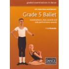 Royal Academy of Dance-RAD Grades 5 Ballet-DVD Panduan Belajar Balet