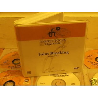 Target Focus Training TFT Joint Breaking 5 DVD