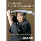Samurai Swordmanship Vol. 1: Basic Sword Program-Masayuki Shimabukuro