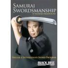 Samurai Swordmanship Vol. 2: Intermediate Sword Program-Masayuki Shimabukuro