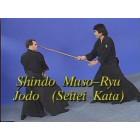 Mastering Shindo Muso Ryu Jodo Seitei Katachi Kata by Masayuki Shimabukuro
