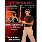 Battlefield Kali Single Stick-2 Series 8 Videos by Burton Richardson