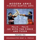 Modern Arnis Filipino Martial Arts-Palis-Palis Go With The Force And Tusok-Remy Presas