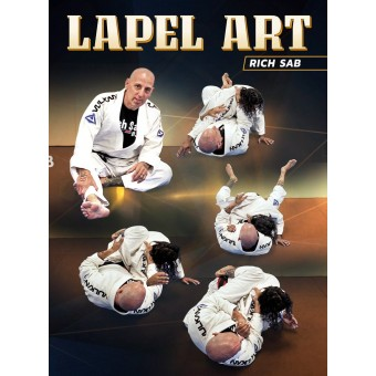 Lapel Art by Rich Sab