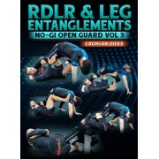RDLR and Leg Entanglements No Gi Open Guard Volume 3 by Lachlan Giles