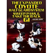 The Expanded Coyote Half Guard System Gi by Lucas Leite