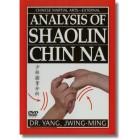 Analysis of Shaolin Chin Na-Dr. Yang Jwing-Ming