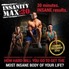 Insanity MAX 30 11 DVD by Shaun T