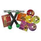 Zumba Fitness Total Body Transformation System 4 DVD