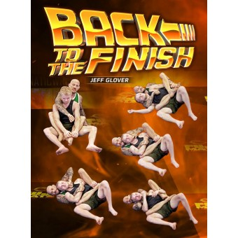 Back To The Finish by Jeff Glover