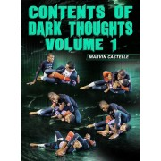 Contents of Dark Thoughts Volume 1 by Marvin Castelle