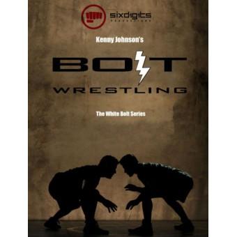 BOLT Wrestling Series White Bolt by Kenny Johnson