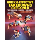 Quick and Effective Takedowns Explained by Alec Pantaleo