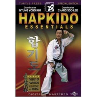 Hapkido Essentials-Chang Soo Lee and Myung Yong Kim