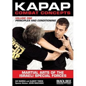 Kapap Combat Concepts DVD 1-Principles and Conditioning-Avi Nardia