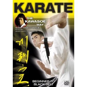 Karate The Kawasoe Way-Masao Kawasoe 4 Volume