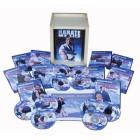 Mastering Karate-Hirokazu Kanazawa 9 DVD set