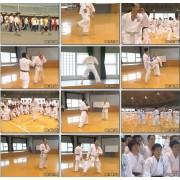 Karate Kumite Technique Seminar 2-Seiji Nishimura
