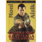 Commando Krav Maga Street Survival-Moni Aizik