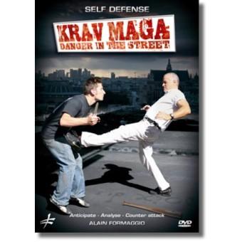 Krav Maga-Danger in the Street-Alain Formaggio