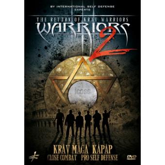 Warriors 2: Return of Krav Warriors 2 DVD set