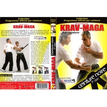 Krav Maga Black Belt Dan 1-Krav Maga Par Ceinture Noire
