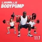LesMills BODYPUMP 117 M4V+MP3+PDF instant download