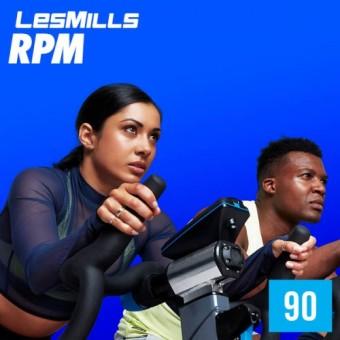 LesMills RPM 90 M4V+MP3+PDF instant download