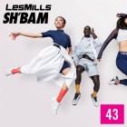 LesMills SHBAM 43 M4V+MP3+PDF instant download