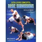 Luta Livre Concepts Basic Submissions by Nicolas Renier