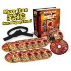 Ninjutsu Black Belt Home Study Course 10 Volume set-Richard Van Donk