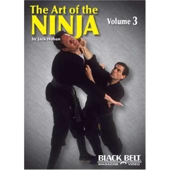 The Art of Ninja 3-Jack Hoban
