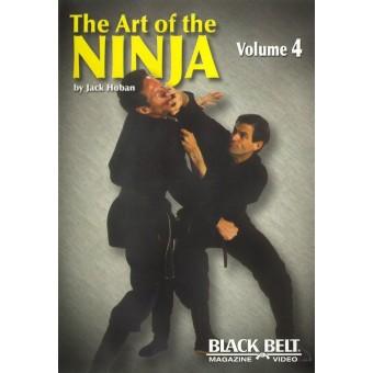 The Art of Ninja 4-Jack Hoban