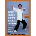 Eight Simple Qigong Exercises for Health-Yang Jwing Ming