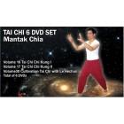 Mantak Chia Tai Chi 6 DVD Set