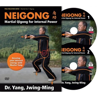 Neigong Martial Qigong for Internal Power by Yang Jwing Ming