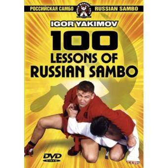 100 Lesson of Russian Sambo-Igor Yakimov