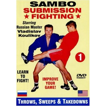 Sambo Submission Fighting-Vladislav Koulikov