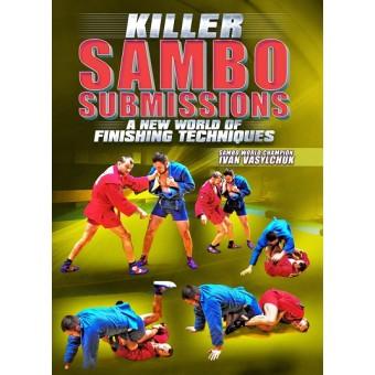 Killer Sambo Submissions by Ivan Vasylchuk