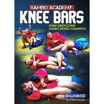 Sambo Academy Kneebars by Ivan Vasylchuck