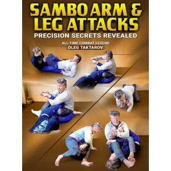 Sambo Arm and Leg Attacks by Oleg Taktarov