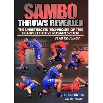 Sambo Throws Revealed by Vladislav Koulikov